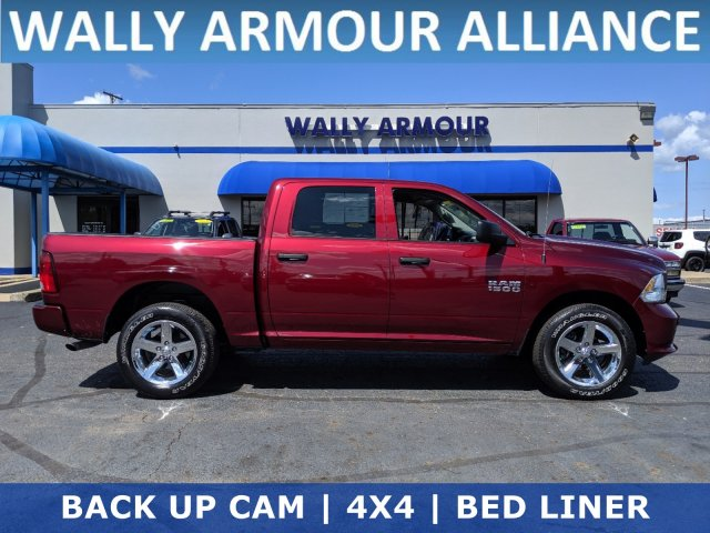 Pre-Owned 2018 Ram 1500 Express