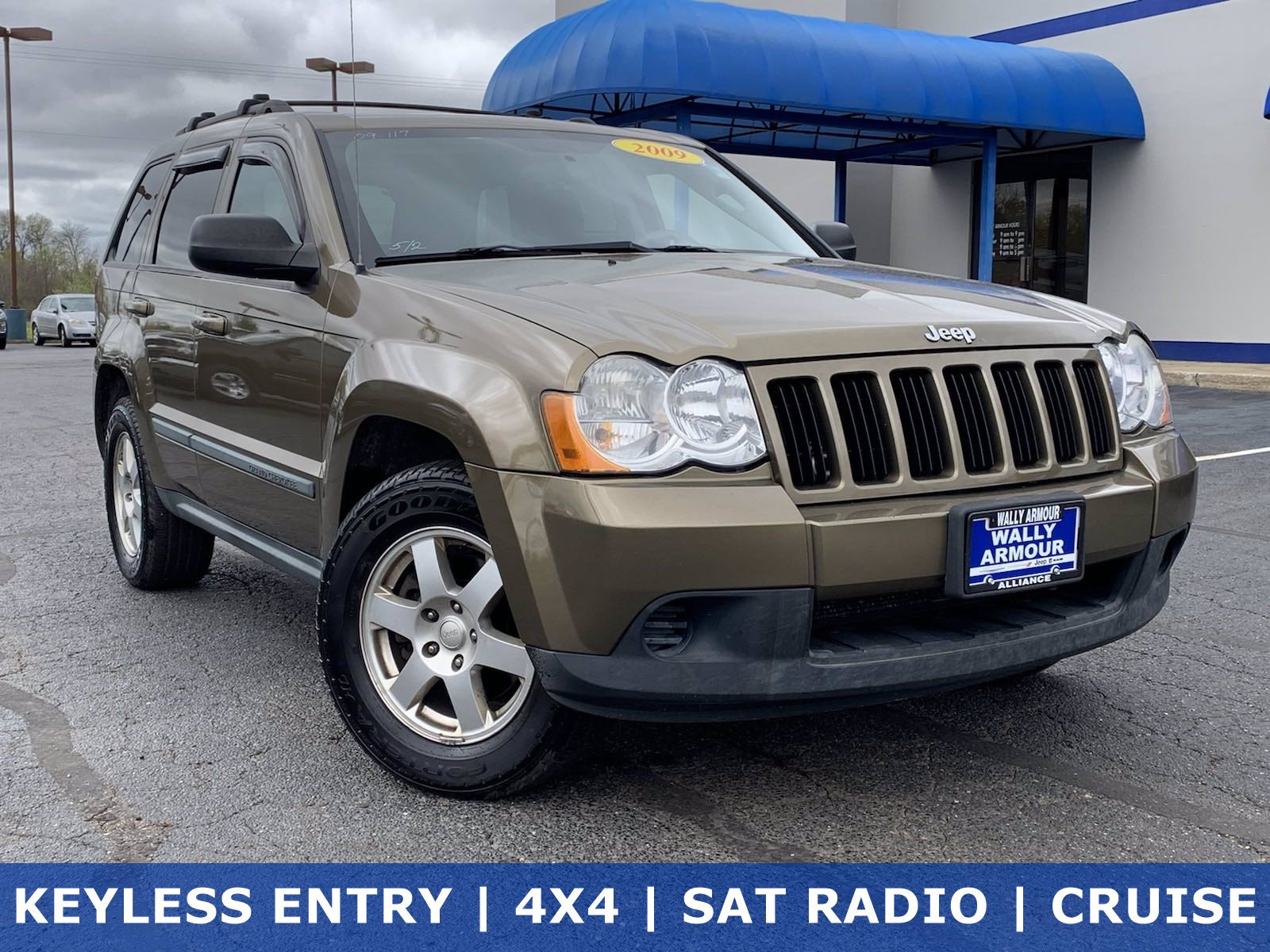 Pre-Owned 2009 Jeep Grand Cherokee