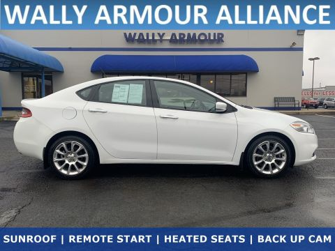 PRE-OWNED 2013 DODGE DART FWD 4DR CAR