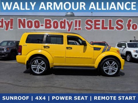 PRE-OWNED 2011 DODGE NITRO SHOCK 4WD