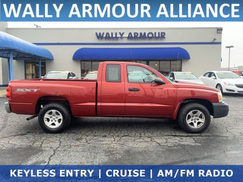 PRE-OWNED 2007 DODGE DAKOTA ST RWD EXTENDED CAB PICKUP