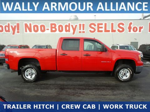 Pre-Owned 2009 GMC Sierra 2500HD Work Truck