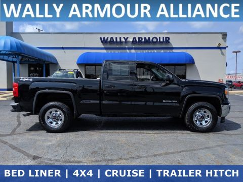 Pre-Owned 2015 GMC Sierra 1500 Base
