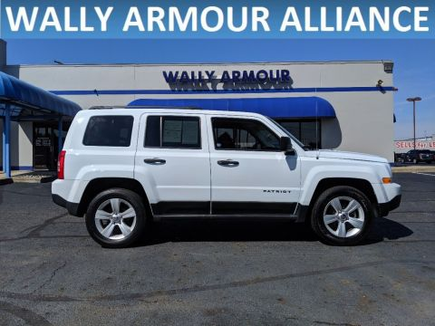 PRE-OWNED 2011 JEEP PATRIOT SPORT 4WD