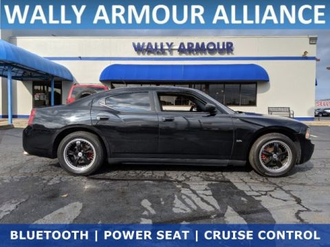 PRE-OWNED 2008 DODGE CHARGER SE RWD 4DR CAR