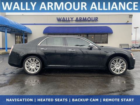PRE-OWNED 2011 CHRYSLER 300 WITH NAVIGATION
