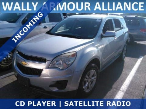 Pre-Owned 2011 Chevrolet Equinox LT with 1LT
