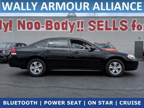 Pre-Owned 2013 Chevrolet Impala LS