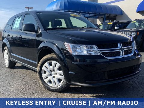 Pre-Owned 2015 Dodge Journey