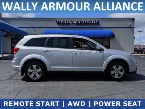 PRE-OWNED 2011 DODGE JOURNEY MAINSTREET AWD
